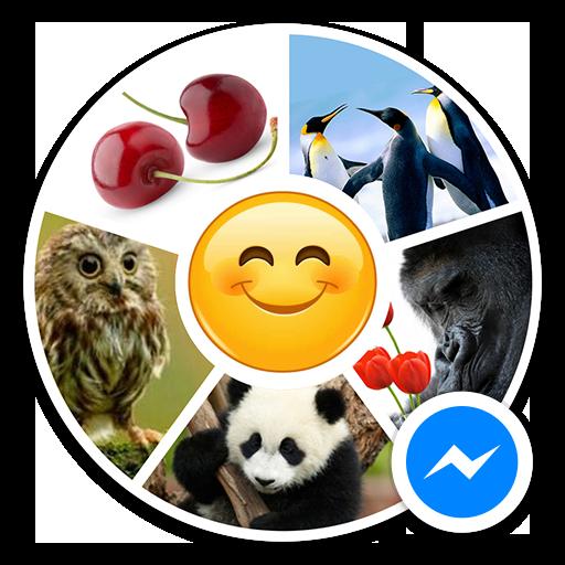 Sticker Bliss for Messenger (app)