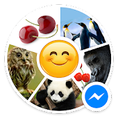 Sticker Bliss para Messenger
