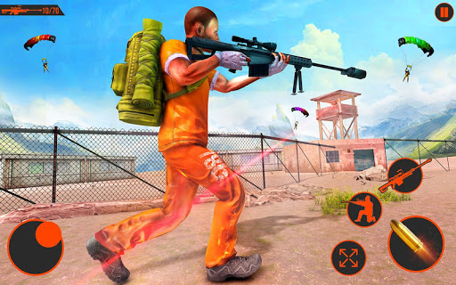 Gangster Prison Escape 2019: Jailbreak Survival screenshots 18
