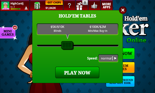 Texas Holdem Poker Online Free - Poker Stars Game 2.4.3.1 screenshots 3
