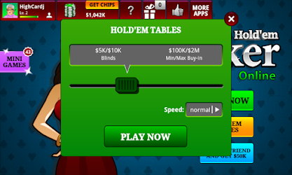 Texas Holdem Poker Online Free – Poker Blackjack APK Download – Free Card GAME for Android 3