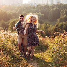 Wedding photographer Yuliya Nesina (corvusalbus). Photo of 07.05.2016