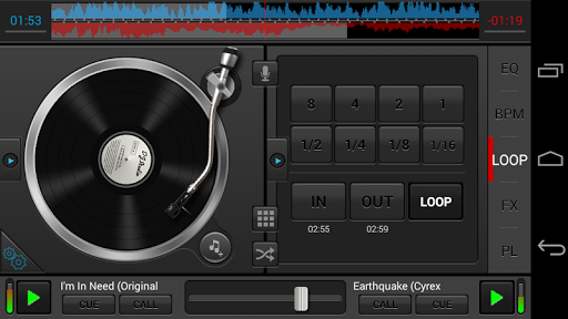 DJ Studio 5 - Free music mixer screenshot 4