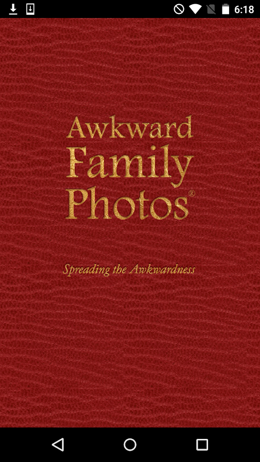 Awkward Family Photos- screenshot