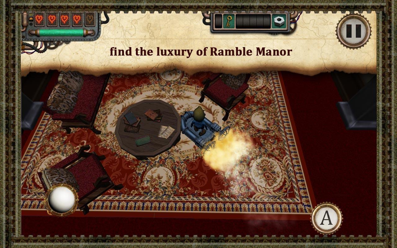 Crumble Ramble