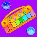 Çocuk Şarkı & Piyano - Bateri icon