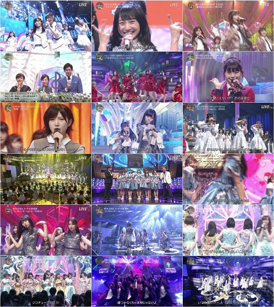 (TV-Music)(1080i+720p) AKB48G 46G Part – 音楽の日 2018 180714