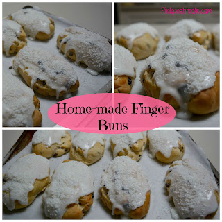 Home-made Finger Buns