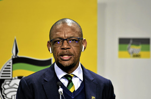 ANC spokesperson Pule Mabe has been cleared of any wrongdoing by the party's grievance panel in a case of sexual harassment brought by a colleague.