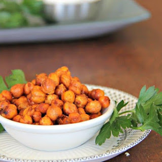 Roasted Chickpeas the Ultimate Healthy Snack