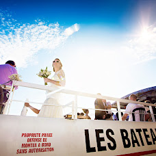 Wedding photographer Frédéric Chazal (bigwedday). Photo of 26.02.2015