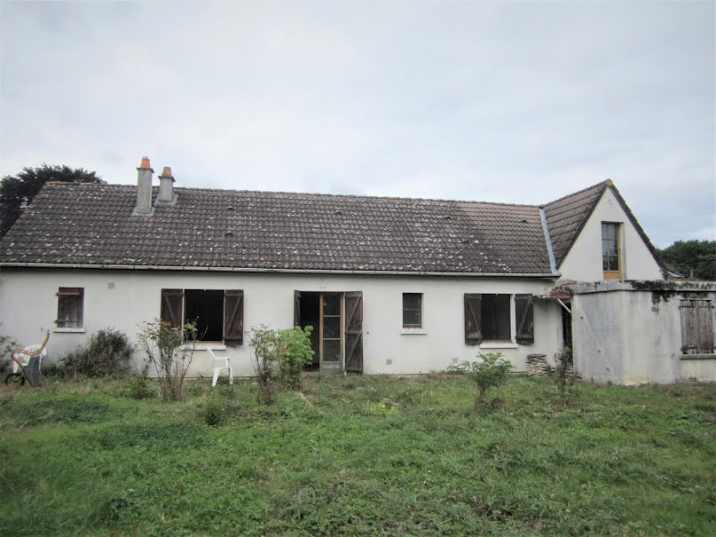 Vente maison 5 pièces 85 m² à Vinon (18300), 110 000 €