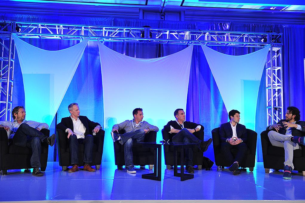 Stream 2014: Jump into Bed with an MCN: Drew Baldwin, Larry Shapiro, Brett Bouttier, Dan Weinstein, Chris M. Williams, Sean Atkins