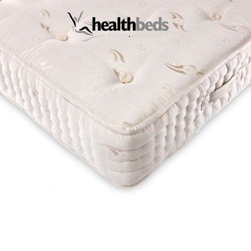 Healthbeds Hypo Allergenic Backcare Support 1000 Mattress