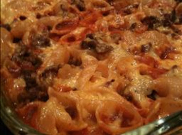 All American Macaroni Casserole Recipe