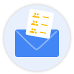 Mailing list groups