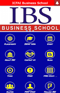 ICFAI Business School- screenshot thumbnail