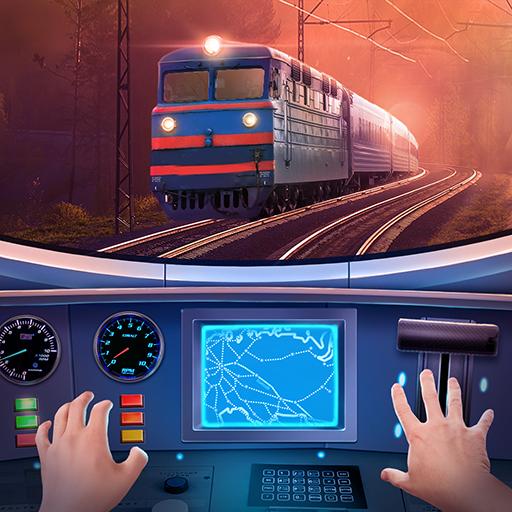 Train Simulator - Passengers transporter games (game)