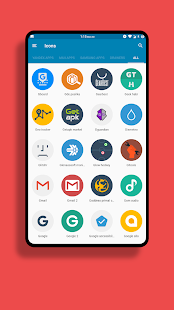 Flatty - Icon Pack Screenshot