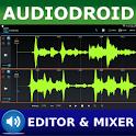 AudioDroid : Audio Mix Studio icon