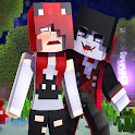 Vampire Skins Pack for MCPE 2019 icon