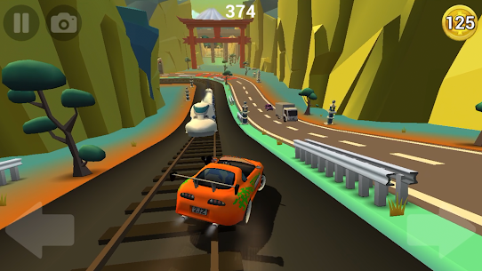 Faily Brakes MOD APK 23.2 [Unlimited Money + Unlocked] 4