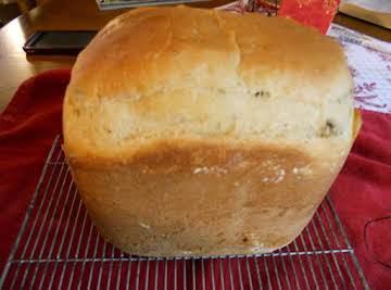 """Finnish """"Coffee Bread"""" for the Bread Machine"""