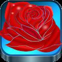 flores con frases gratis icon