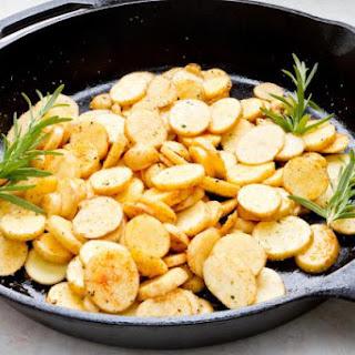 Simple Roasted Chateau Potatoes