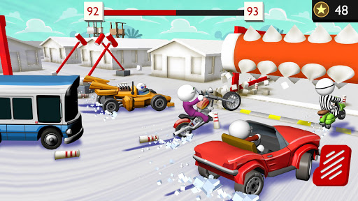 Car Crush - Racing Simulator apktram screenshots 11