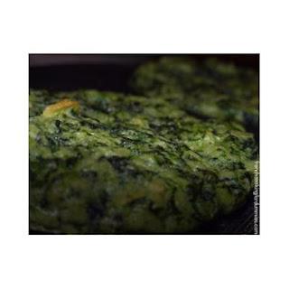 Spinach Soufflés