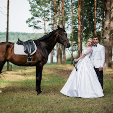 Wedding photographer Anna Romanova (Annetkorol). Photo of 17.10.2017