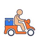 Cake On Wheels, DLF Phase 3, Gurgaon logo