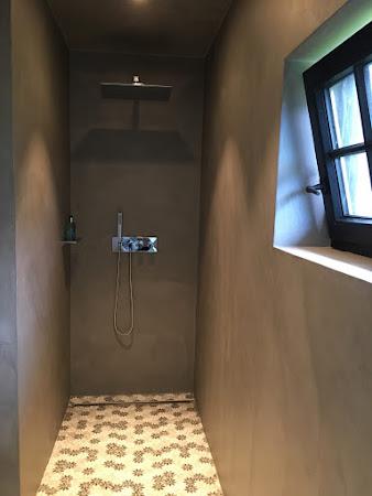 Project Knokke 2 - badkamer Beton-cire