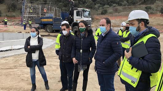 La nueva depuradora de Alcudia y Tahal, más cerca