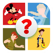 Name That Disney Character - Free Trivia Game