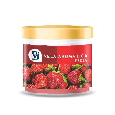 vela bipa aromatica fresa silvestre