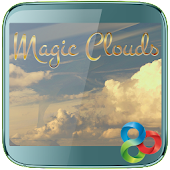 Magic Clouds GO Launcher