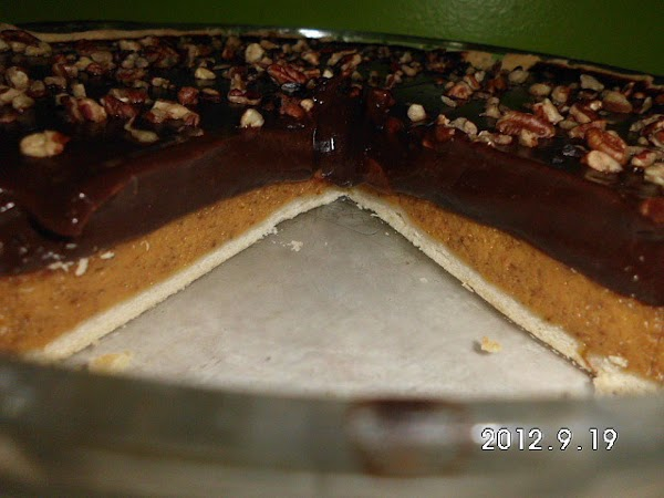 Pumpkin Pudding Pie Recipe