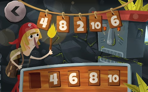 Dungeon of Numbers 2- screenshot thumbnail