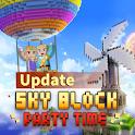 Sky Block icon