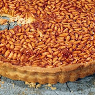 Honey and Pine Nut Tart