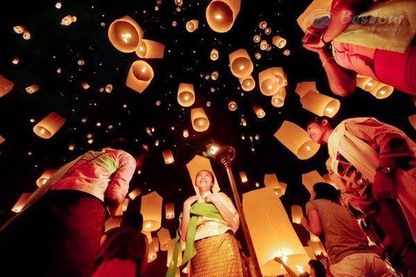 Ngập tràn ánh sáng lung linh với tết Trung Thu Malaysia