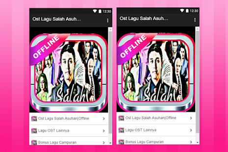 Ost Lagu Salah Asuhan Offline - náhled