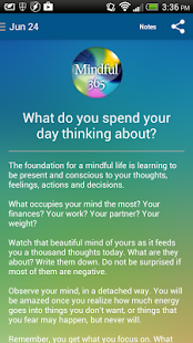 Mindful365- screenshot thumbnail