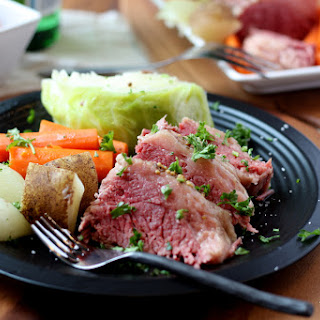 Corned Beef Cabbage Carrots Potatoes Recipes
