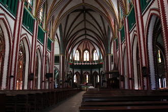Photo: Year 2 Day 54 - Inside St. Mark's Cathedral in Yangon