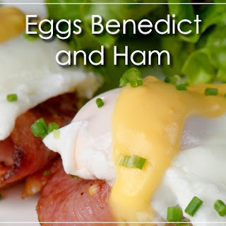 Egg and Ham Benedict
