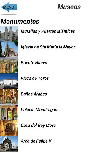 Ronda Ciudad Sou00f1ada 1.0 screenshots 3