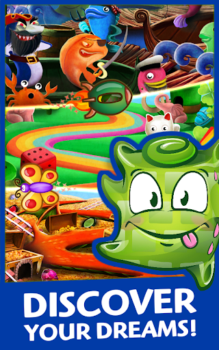Dreamland Story: Toon Match 3 Games, Blast Puzzle modavailable screenshots 3